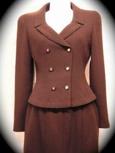 Classic vintage chanel suit